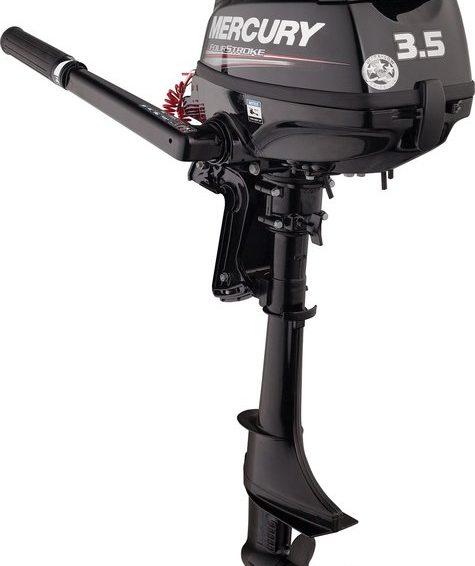 MERCURY FourStroke 2,5 – 3,5 hp