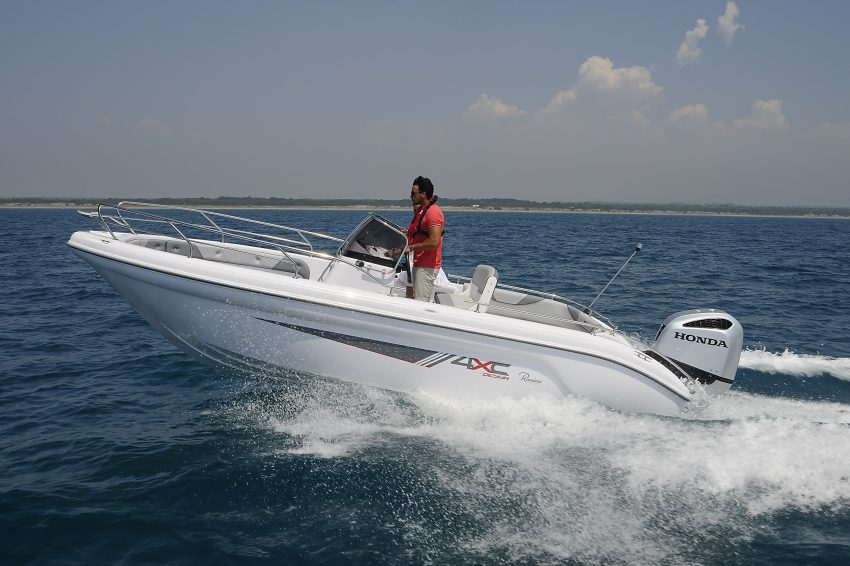 Ranieri 4XC H 22 CC
