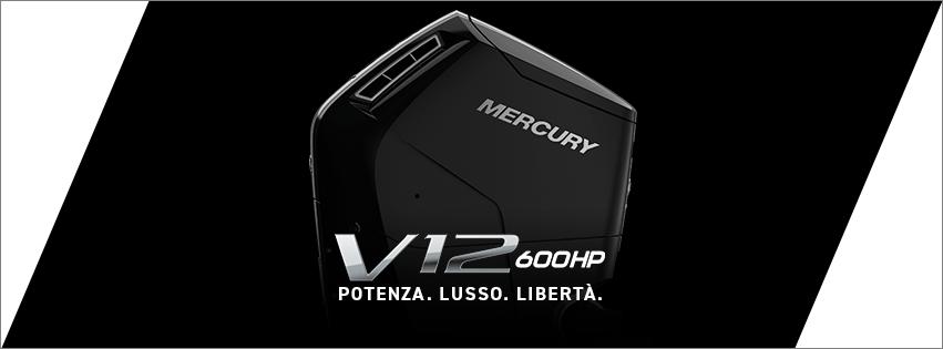 MERCURY VERADO V 12 600 HP