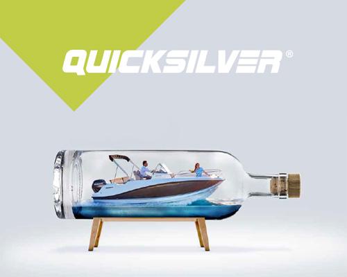 Salone Nautico Virtuale di Genova Quicksilver
